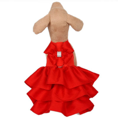 Red Pepper Madison Dress