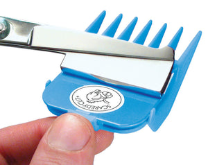 Scaredy Cut Dog Grooming Kit Blue