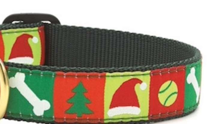 Christmas List Dog Harness