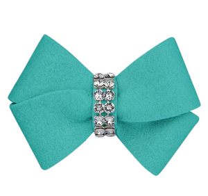 Nouveau Bow Hair Bow-Single - 25 Colors Available