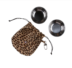 Cheetah Travel Pouch