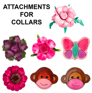 Attachments  For Leather Collar