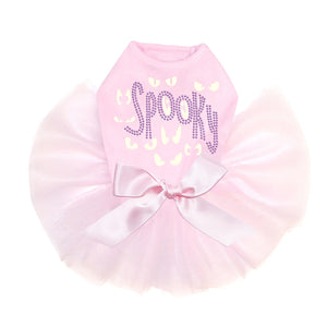 Spooky Glow in the Dark Eyes - Tutu - Black, Pink or Red
