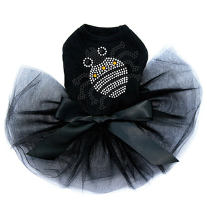 Spooky Spider - Tutu - Black, Pink or Red