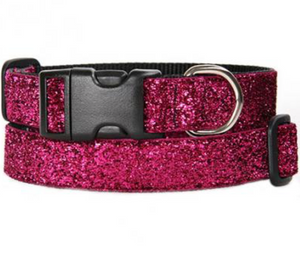 Wine Glam Cat Collar