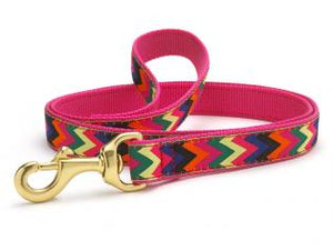 Zig Zag Wag Dog Leash