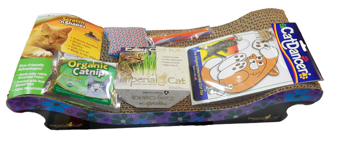 Imperial Cat All-American Cat Kit Gift Set