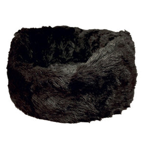Bunny & Bentley Luxury Dog Beds - Black