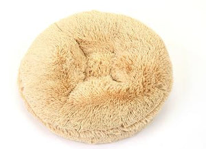 Camel Shag Bagel Beds