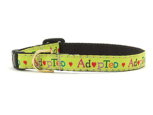 Adopted Cat Collar