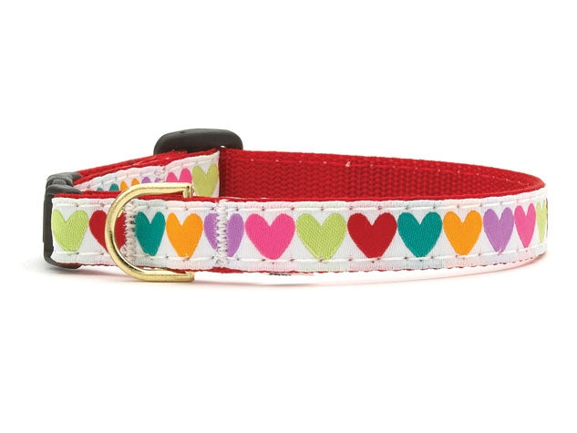 Pop Hearts Cat Collar