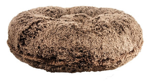 Chocolate Frosted Bagel Beds