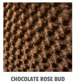 Chocolate Rose Bud Bagel Beds