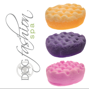 Lavender Essential Oil Dog Wash Sponge