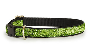 Grass Glam Cat Collar
