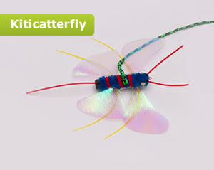 Kittycatterfly (Butterfly) Attachment Only
