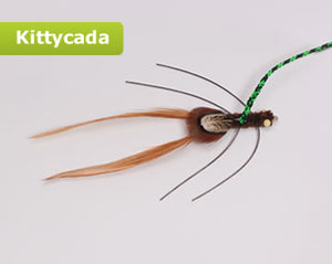 Kragonfly &  Kittycada   Rod (Rod and 2 Attachments)