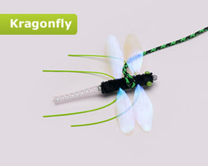 Kragonfly (Dragonfly) with Rod