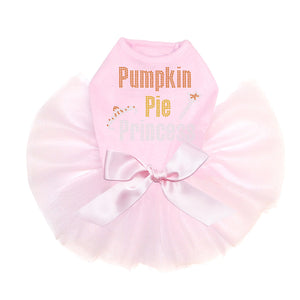 Pumpkin Pie Princess Tutu - Black, Pink or Red