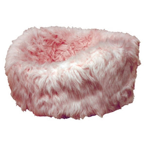 Bunny & Bentley Luxury Dog Beds - Pink