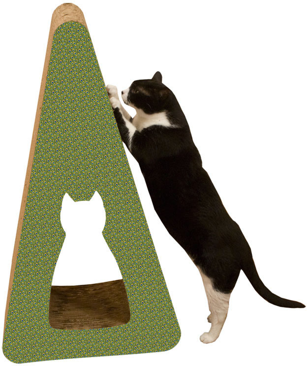 Pyramid, Giant Cat Scratcher 12 x 19 x 33.5