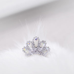 Royal Crown Barrette