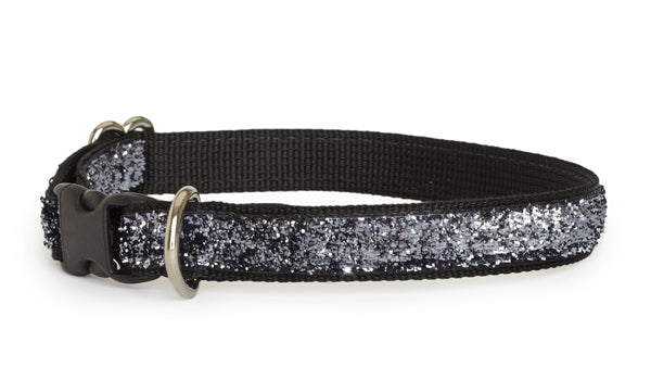 Smoke Glam Dog Collar