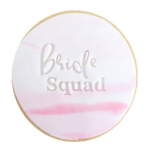 Bride Squad Cookies