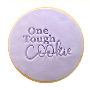 One Tough Cookie  Cookies