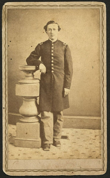 Where do I find a photo of my Civil War soldier?