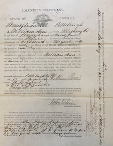 Civil War Union Soldier's Compiled Service Records