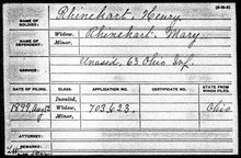 Load image into Gallery viewer, Civil War Union Soldier Complete Pension File