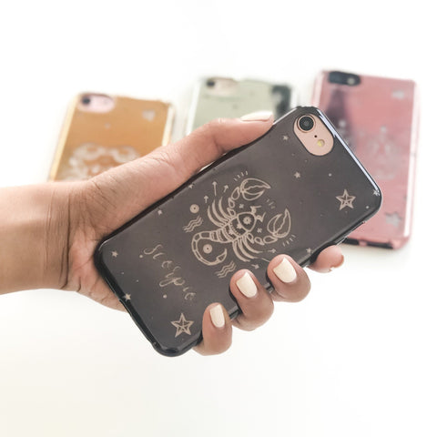 Image of Scorpio Phone Case