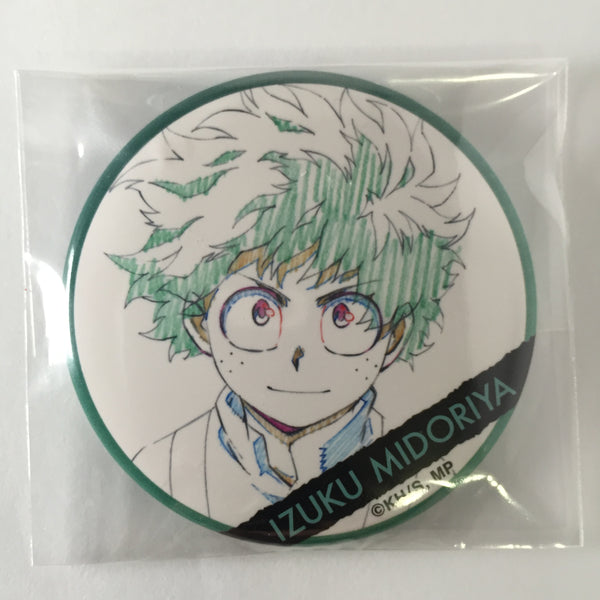 [Midoriya Izuku] Sketch 2 Can Badge