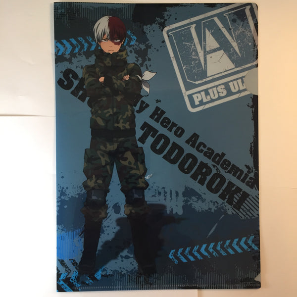 [Todoroki Shouto] AGF Clear File