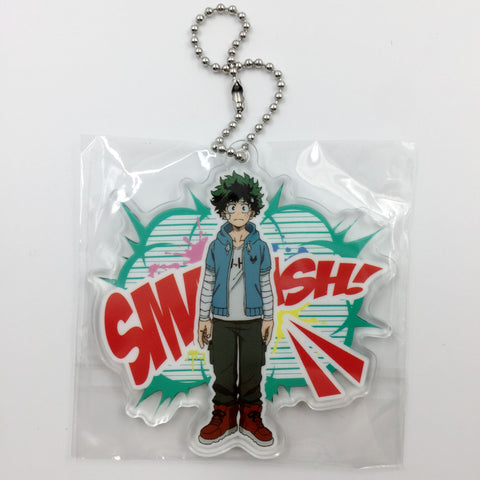 [Midoriya Izuku] Chara Self Double Sided Acrylic Keychain