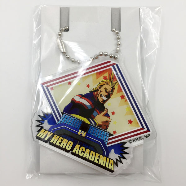 [All Might] DecoFla Vol. 3A Acrylic Keychain