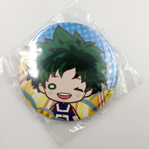 [Midoriya Izuku] Nitotan Can Badge