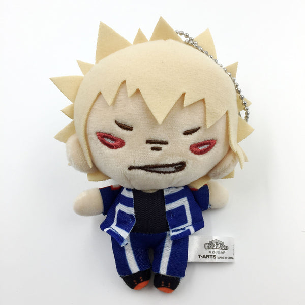 [Bakugou Katsuki] Nitotan Plush (Sports Uniform)