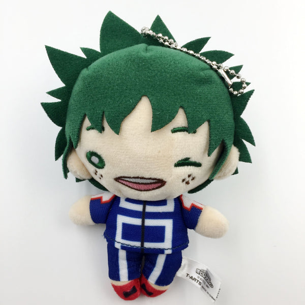 [Midoriya Izuku] Nitotan Plush (Sports Uniform)