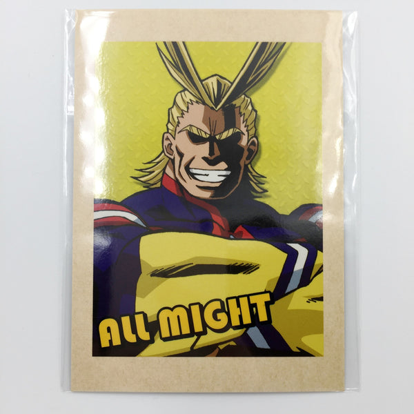 [All Might] Museum Bromide (15)