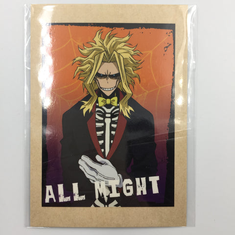 [All Might] Museum Bromide (30)