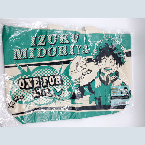 [Midoriya Izuku] Large Tote Bag