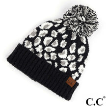 Load image into Gallery viewer, Leopard C.C Beanies