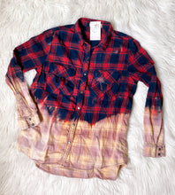 Load image into Gallery viewer, Vintage Hand-dyed Flannels - LARGES