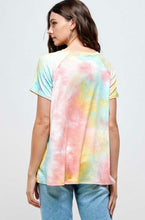 Load image into Gallery viewer, Tie Dye Tee