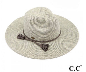 C.C Wide Brim Hat