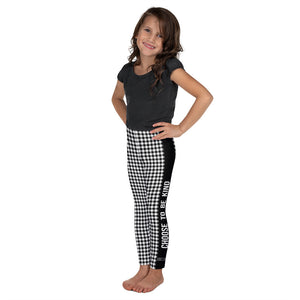 Gingham -  Children's Leggings - Maker & Mine