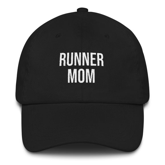 Runner Mom - Classic Cap - Maker & Mine