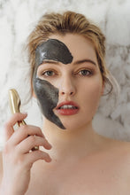 Dead Sea Mud 'Black Lustre' Magnetic Face Mask